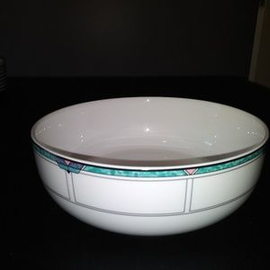 Mikasa Emerald Cove Vegetable bowl